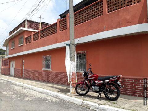 venta de casa en villas de san rafael zona 18