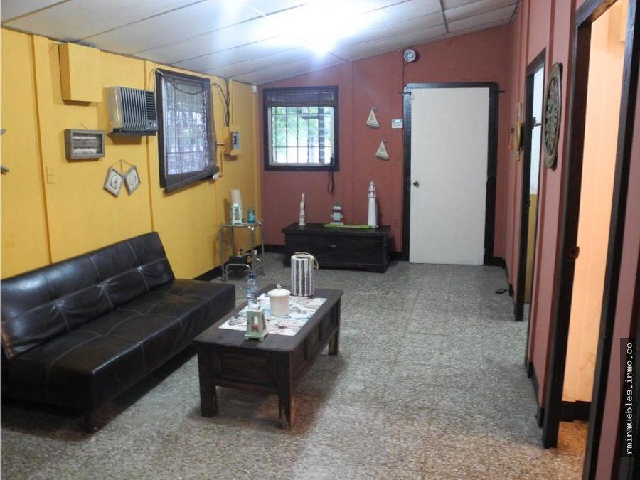 se vende casa km 80 puerto quetzal ganga