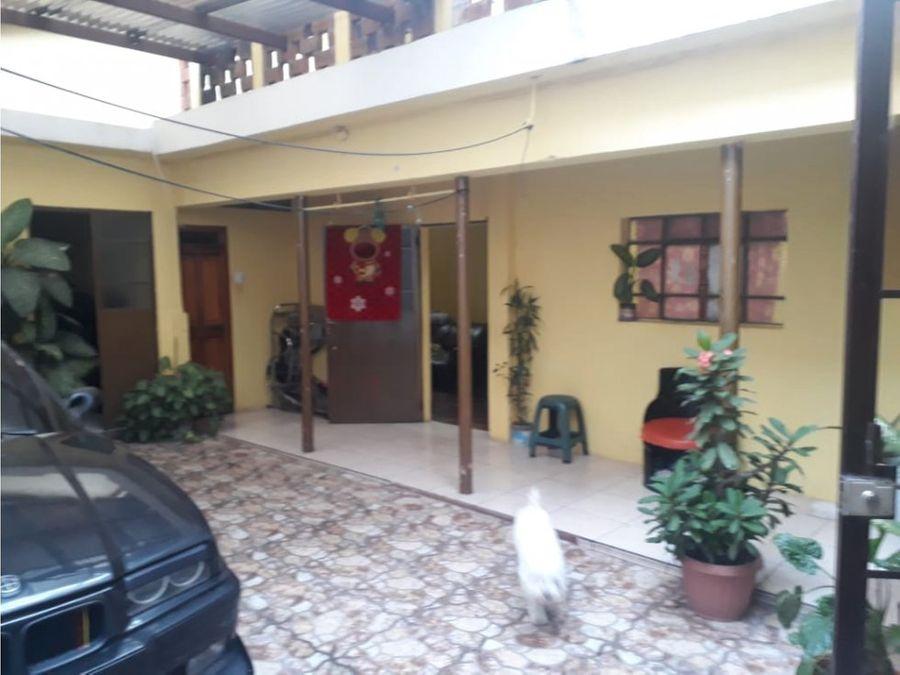 casa en zona 5