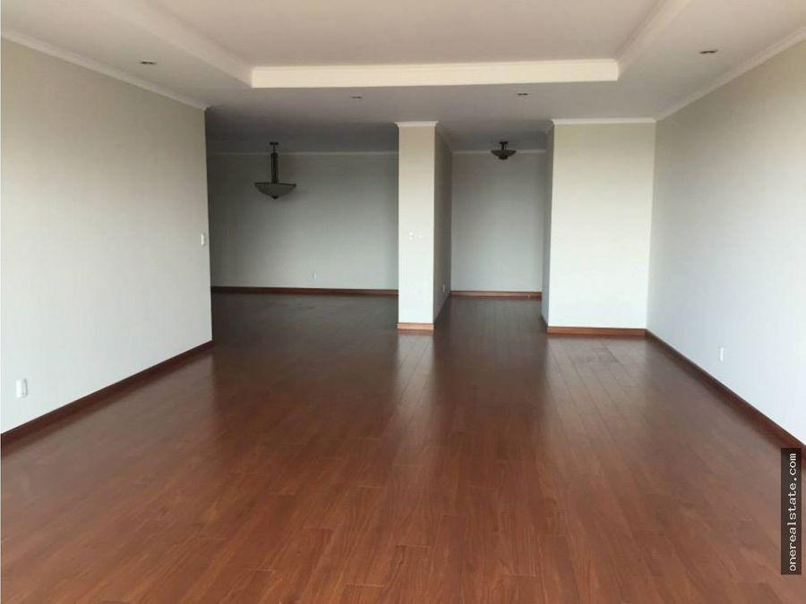zona 15 apartamento alquiler en botticelli ii