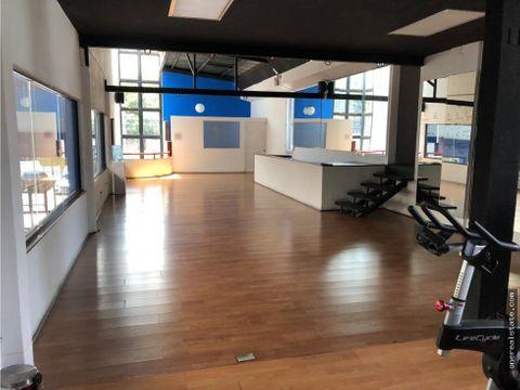 zona 10 dentro de gym para deportes en general
