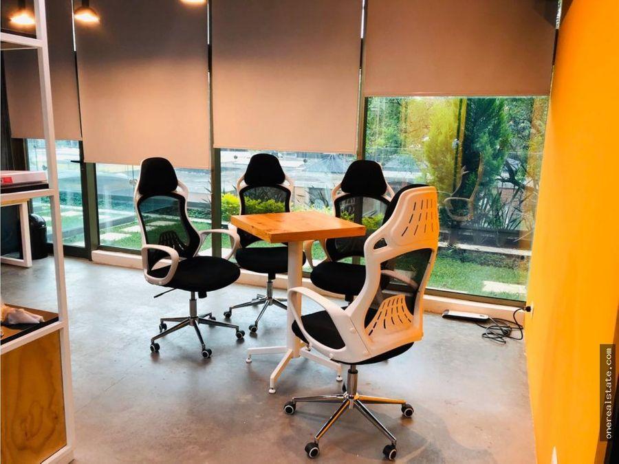 zona 10 piale alquilo oficina de 117 metros