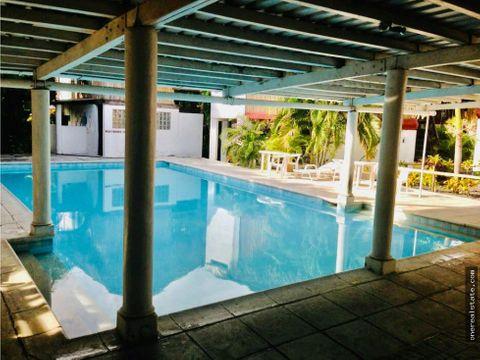 puerto de san jose vendo hotel
