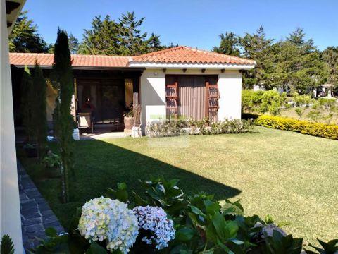 km 25 san jose pinula hacienda nueva contry club casa de 1 nivel