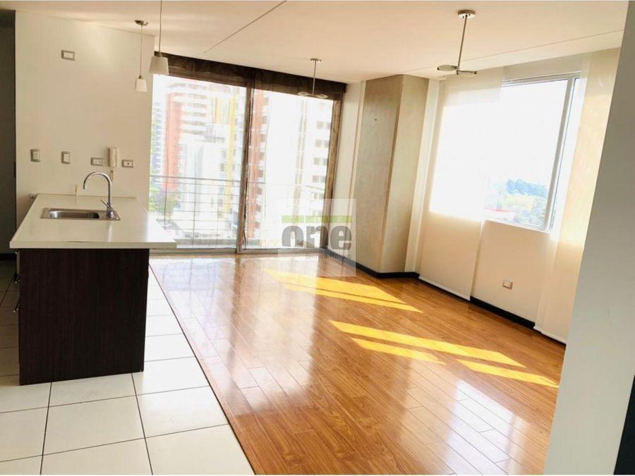 zona 14 venta o alquiler apartamento de 2 dormitorios