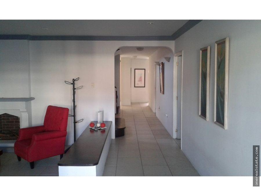 san cristobal sector a1 condominio vista verde