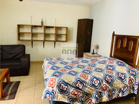 zona 10 alquilo apartamento amueblado 1 dormitorio