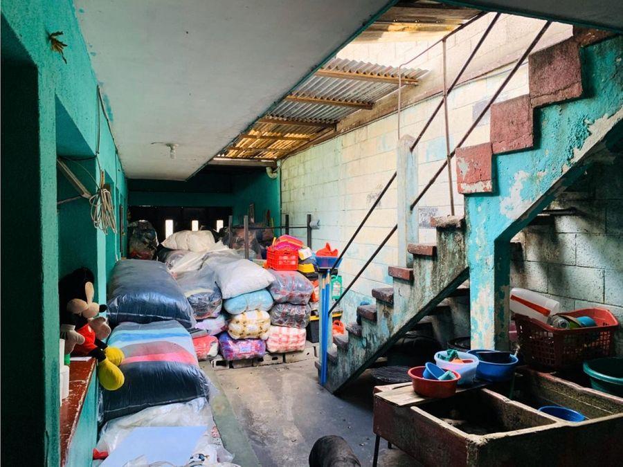 zona 12 la reformita vendo casa fuera de garita
