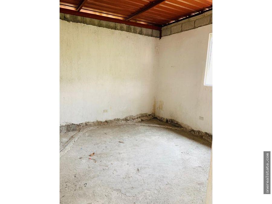 zona 5 vendo casa para remodelar