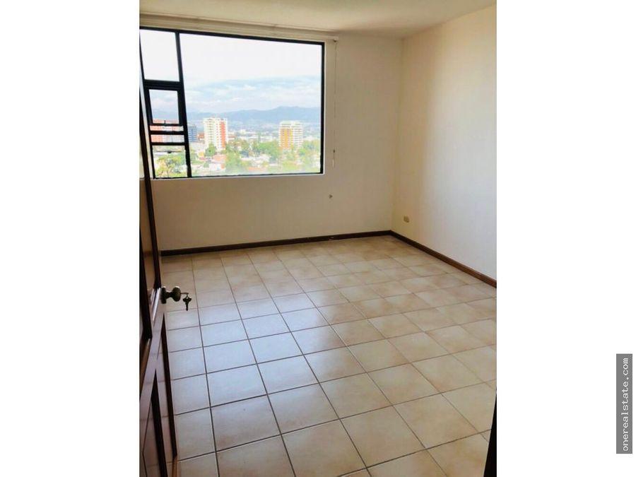 zona 14 apartamento remodelado 275 mts2