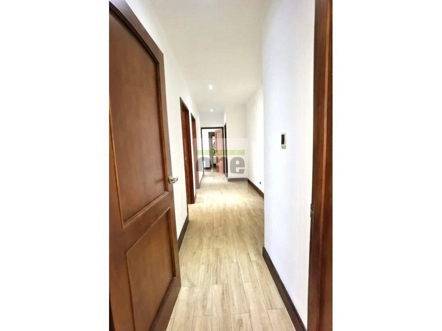 zona 10 apartamento 3 dormitorios en oakland 317 mts2