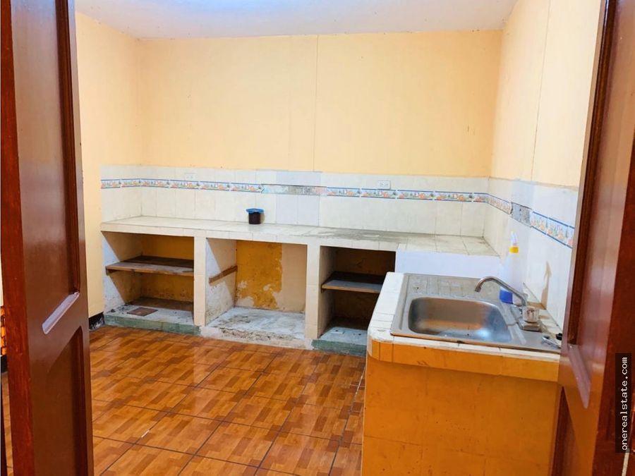 zona 5 vendo casa centrica para remodelar