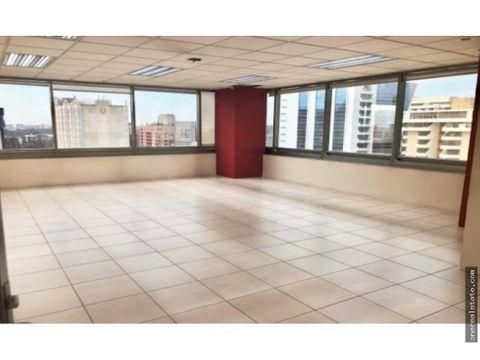 zona 10 oficina de 84 metros paseo plaza