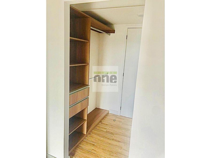 zona 4 apartamento de 1 dormitorio para estrenar