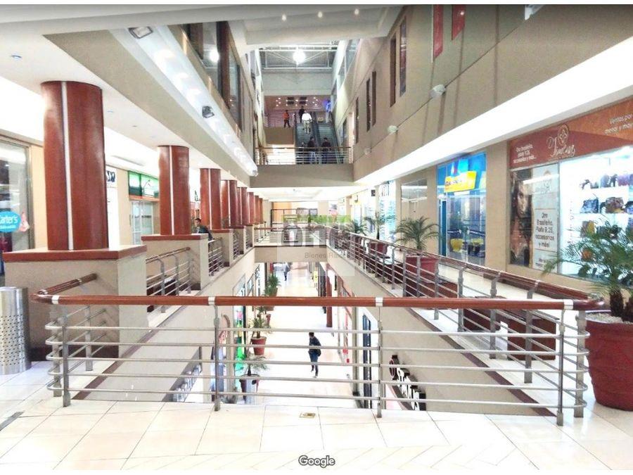 zona 10 vendo local comercial en cc los proceres