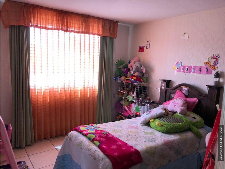 jardines de san cristobal casa de 3 dormitorios