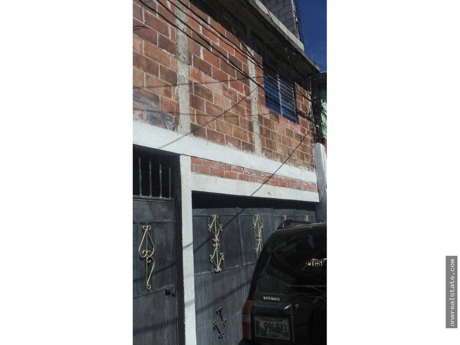 zona 18 vendo casa con apartamentos