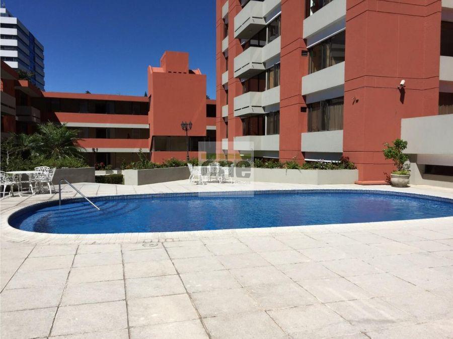zona 10 villa real alquilo 2 dormitorios 147 mts2