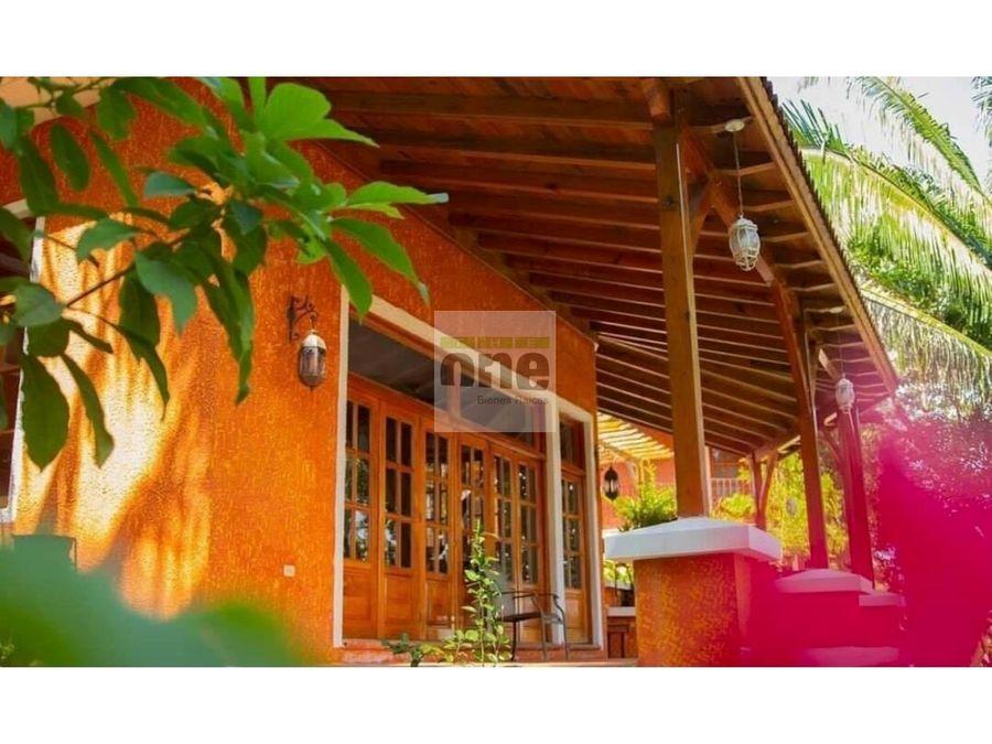 izabal vendo paradisiaco hotel a orilla del lago