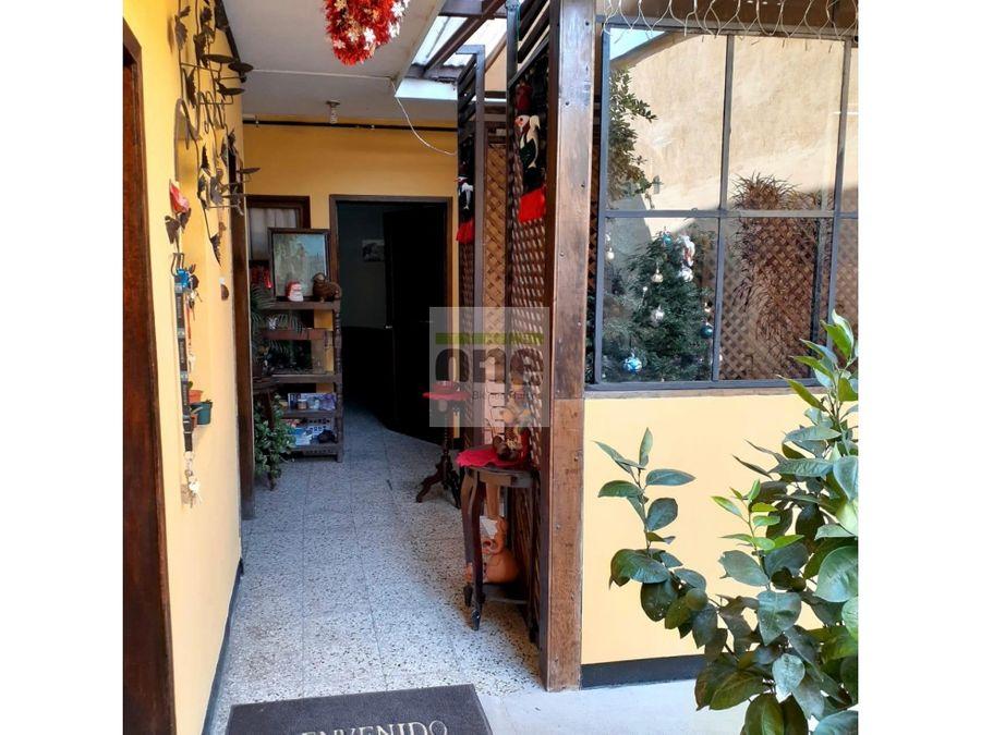 antigua guatemala alquilo amplia casa