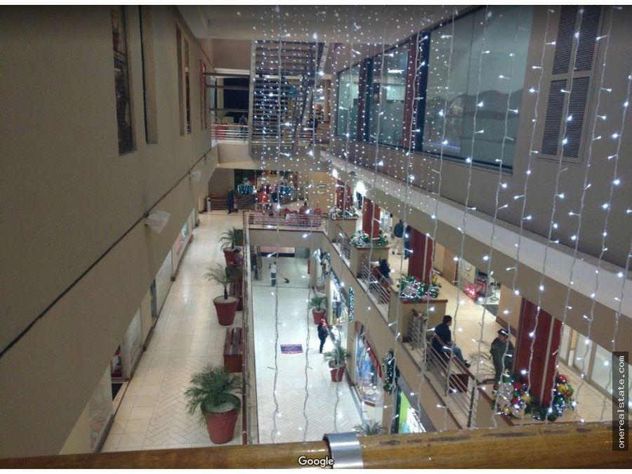 zona 10 local de 140 metros centro comercial