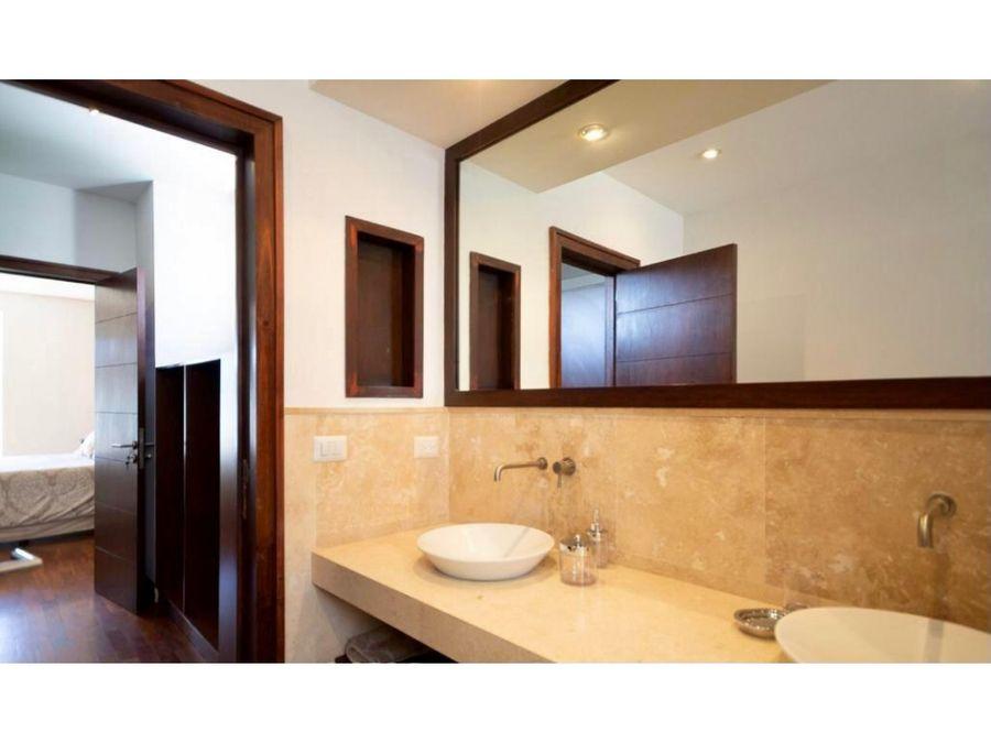 zona 14 apartamento amueblado 3 dormitorios de 228 mts2