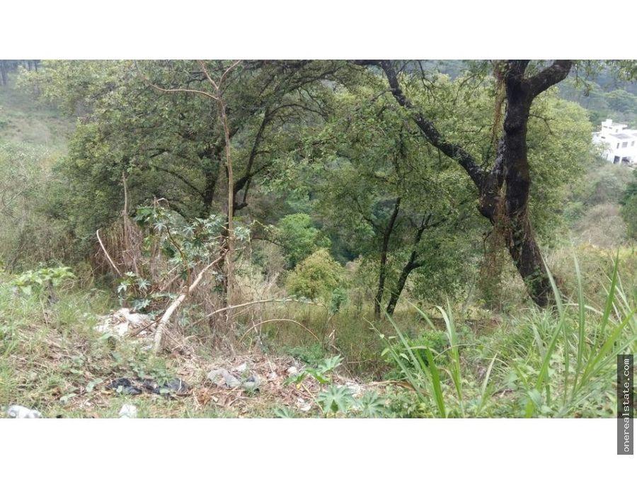zona 16 vendo terreno en kanajuyu