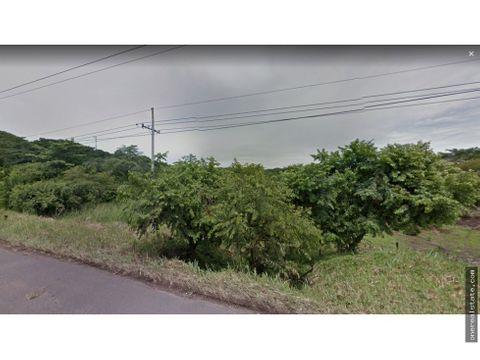 km 69 a puerto quetzal terreno de 20 manzanas