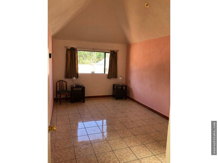 santa rosalia km 12 vendo casa de 3 dormitorios