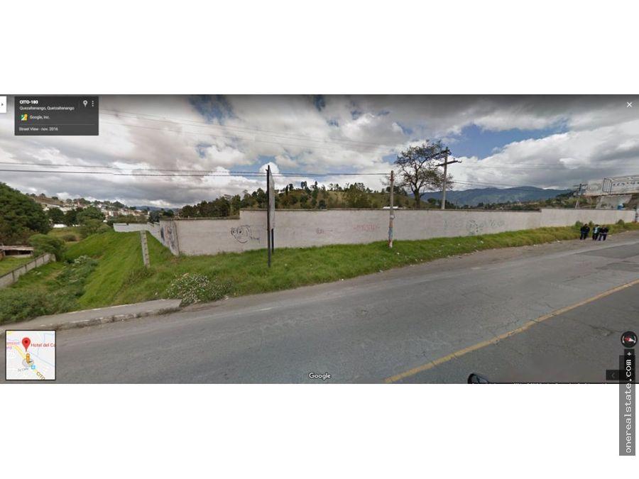 quetzaltenango km 224 a la par de hotel del campo