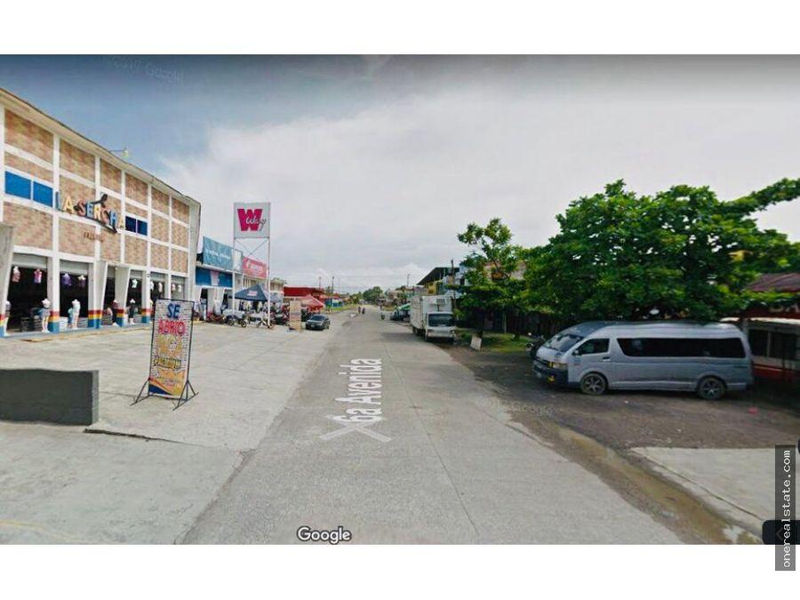 puerto barrios izabal alquilo o vendo terreno