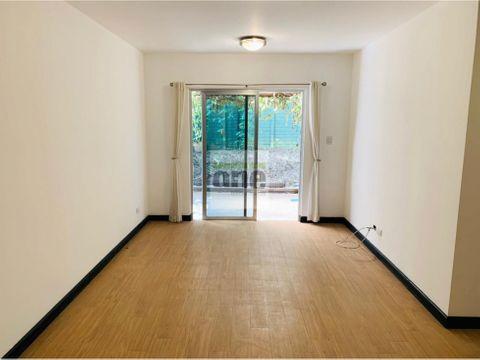 km 14 villas almoreto apartamento 2 dormitorios en primer nivel