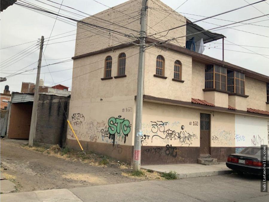 casa con local av manuel o esq poliducto
