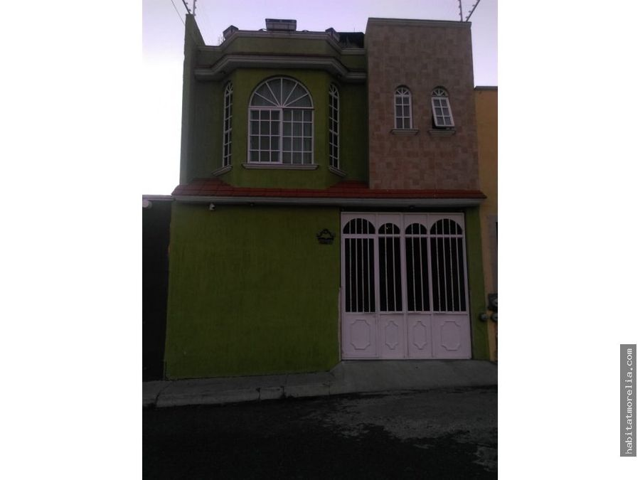 se vende excelente casa fracc puerta del sol