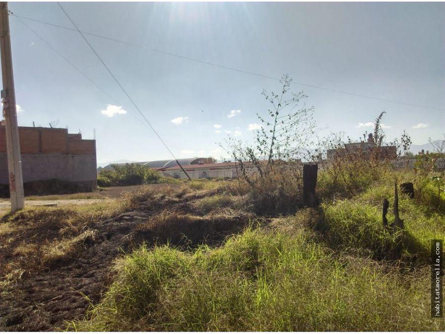 terreno escriturado col jardines de santiaguito