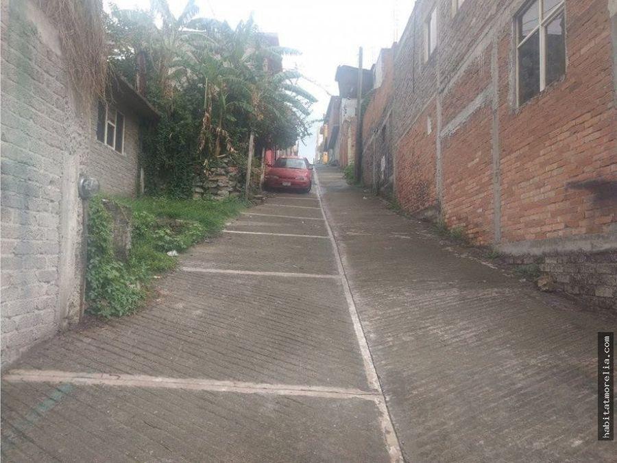 terreno bardeado barrio alto por bicentenario
