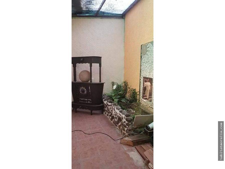 casa en col jesus romero flores
