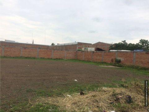 renta terreno por monumental plaza de toros