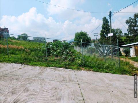 terreno 30x40 1200 m2 en esquina los encinos