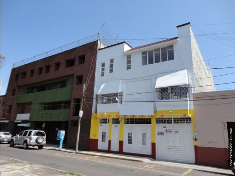 renta edificio calzada juarez 11oficinas y local
