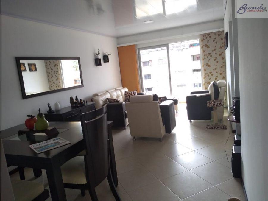 vendo apartamento campo hermoso manizales