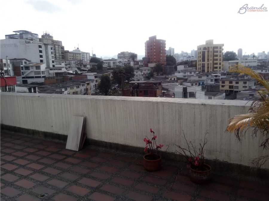 vendo apartamento belen manizales