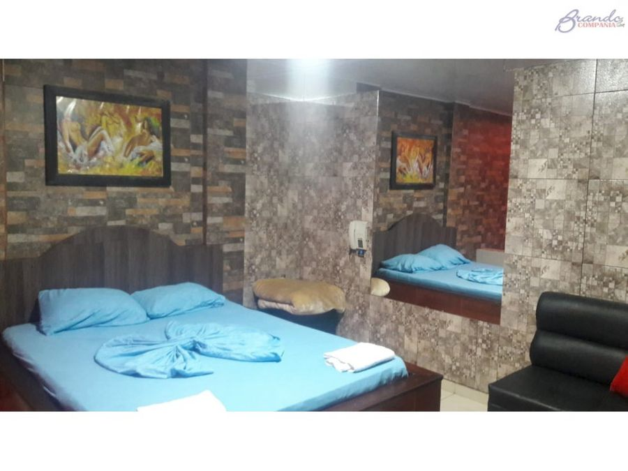 venta hotel el bosque manizales