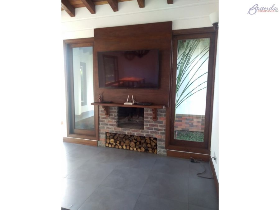 venta casa campestre llanogrande rionegro