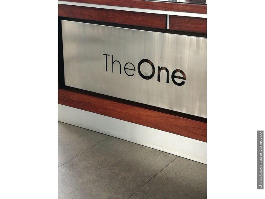 alquilo departamento en el edificio the one