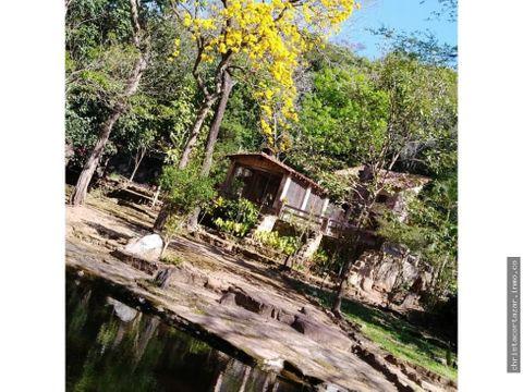 vendo quinta en paraguari