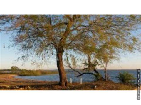 vendo terreno sobre el lago en el centro