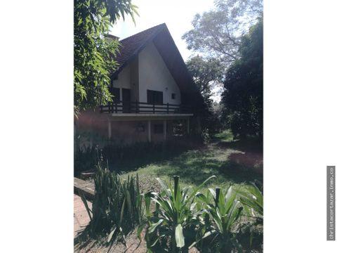 vendo propiedad rural dpto coordillera paraguay