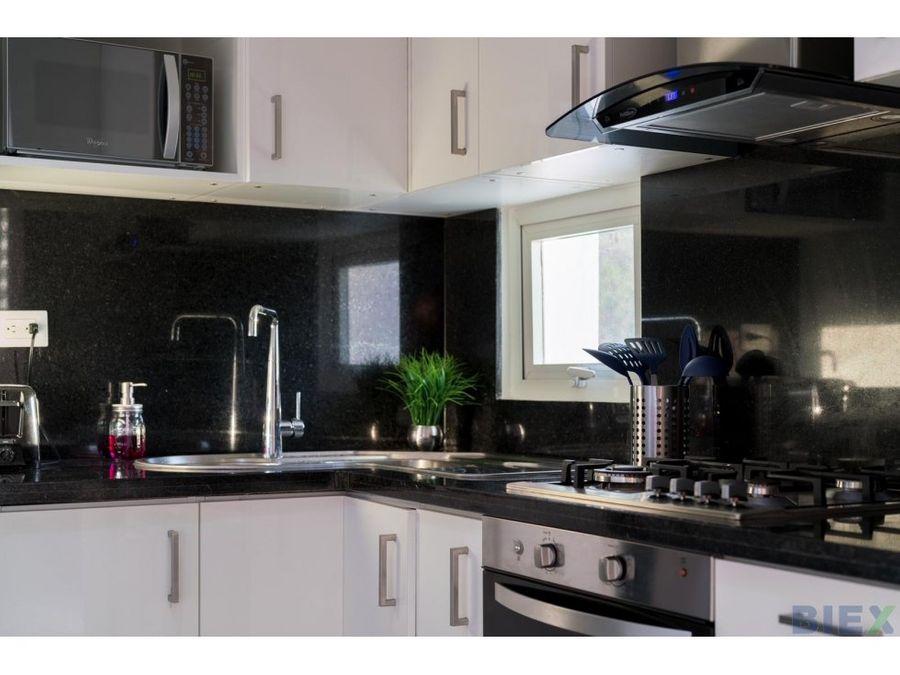 apartamento amueblado de una habitacion en venta