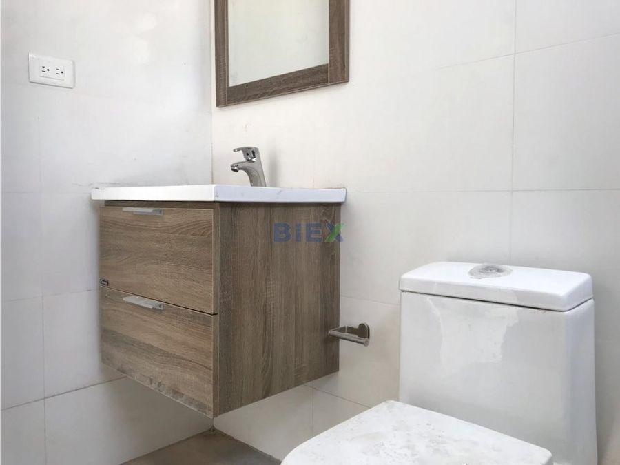 exclusivo residencial de apartamentos en santiago